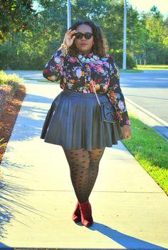 Curvy Women Fashion, Look Fashion, Autumn Fashion, Fashion Outfits, Fashion Trends, Look Plus Size, Curvy Plus Size, Plus Size Fashion For Women, Plus Size Women
