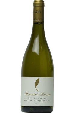 Hunters Dream Semillon Sauvignon Blanc 2014 Hunter Valley - 6 Bottles White Wines, Seafood Salad, Tropical Fruits, Sauvignon Blanc, Hunters, Green And Gold, Bottles, White Wine, Wine