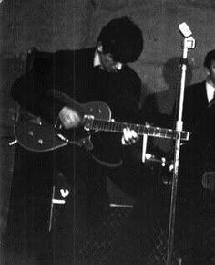 Las guitarras de The Beatles - Capitulo II - George Harrison - Taringa!