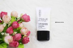 Anti-Shine Catrice Primer #catricecosmetics #faceprimer #catricefaceprimer #review #makeup #Facemakeup www.blossomshine.com