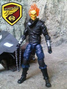 Ghost Rider Custom Action Figure