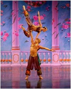 Moscow Ballet: The Great Russian Nutcracker at Orpheum Theatre December 6 & 7