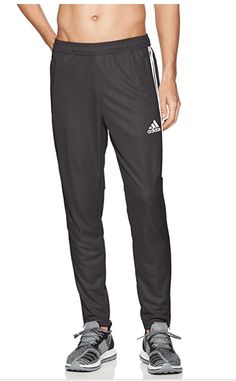 adidas STADIUM FLEECE SWEAT PANTS MEN/'S WHITE COMFY WARM JOGGERS SOCCER NEW BNWT