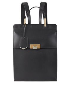 BALENCIAGA Le Dix Backpack In Leather