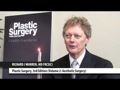 "Dr. Richard Warren discusses his work in ""Volume 2: Aesthetic Surgery"" of ""Plastic Surgery, 3rd Edition,"" as well as how plastic surgery has changed over the past 20 years."