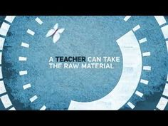 Thank A Teacher-Video inforgraphic illustrates why teachers teach and why we should always be sure to thank them (us) (each other) :-)