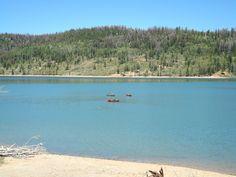 Navajo Lake Utah Rv Travel, National Forest, Lakes, Navajo, Kayaking, Utah, Camper, Trips, Cabin