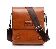 Men-Messenger-bag-Leather-PU-Briefcase-Shoulder-Bags-Mess-Vintage-Satchel-School