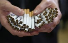 Europe Can't Quit Cigs as Nicotine Trumps Smoking Bans