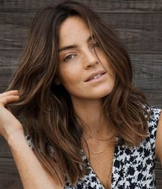 mid length haircuts for thick hair - Google Search
