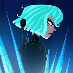 Tangled Cartoon, Cassandra Tangled, Tangled Series, Sailor Princess, Princesas Disney, Rapunzel, Hair Inspo, Frozen, Cartoons