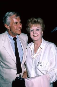 who is angela lansbury | Title: peter shaw and angela lansbury image1