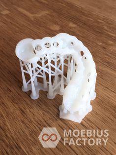 Guides et moules pour prothèses dentaires imprimées en 3D à l'aide d'une Form 2