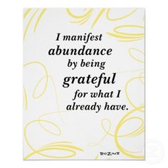manifesting abundance quotes - Google Search