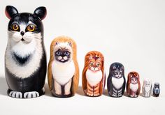 Top 10 Nerdy and Unusual Matryoshka Dolls