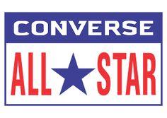 Vector logo download free: Converse All Star (Design Part-2) Logo Vector