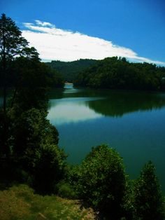 you don't know true beauty until you've been through Tennessee