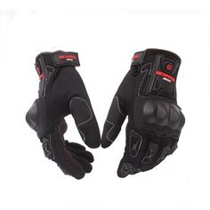 Motorcycle Gloves Cycling Racing Riding Protective Gloves Motocross Gloves for Scoyco MC12 Full Finger Carbon Safety #CLICK! #clothing, #shoes, #jewelry, #women, #men, #hats, #watches
