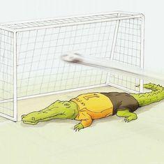 Funny Illustration, Dinosaur Stuffed Animal, Funny Pictures, Instagram, Alligators, Grateful, Humor, Quotes, Sketches