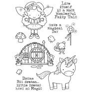Darcie Clear Stamp Set Magical Day