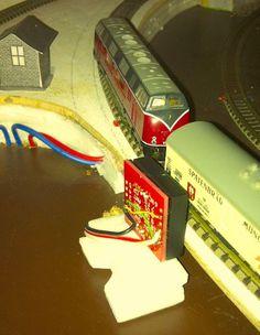 Arduino DCC Controller #modeltraindiy   Model Train Love