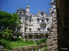 Sintra. This is beautiful!