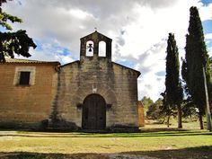 Calaceite, Teruel (Spain). Ermita de santa Ana