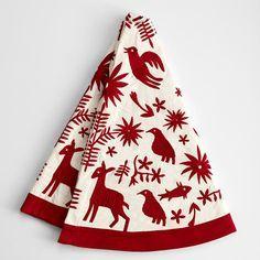 Modern Christmas Tree Skirts - Design Sponge