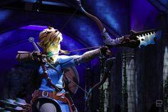 Nintendo's E3 2016 Legend of Zelda booth