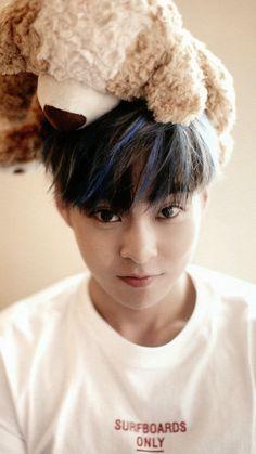Xiumin of exo🔥 Exo Xiumin, Kim Minseok Exo, Kim Min Seok, Xiu Min, Exo Dear Happiness, Korea Boy, Flower Boys, Pretty Boys, Photo Book