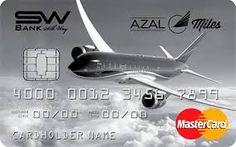 Azerbaian Airlines   Azul Miles   MasterCard Classic  Silk Way Bank