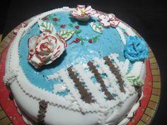 cake-made at home