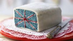 """""""We love this cake recipe from BBC Food. Perfect for a Jubilee tea party!  """" http://www.bbc.co.uk/food/"""