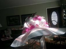 """This hat has """"SPRING"""" written all over it"""