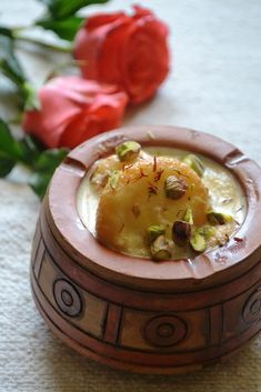Rasabali – Indian Milk Sweet Recipes – Gayathri's Cook Spot