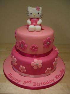beautiful hello kitty birthday cakes (4)