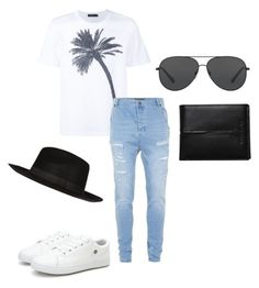 """""""Cold Water"""" by agnesegundega ❤ liked on Polyvore featuring Calvin Klein Collection, Topman, River Island, Michael Kors, Billabong, men's fashion and menswear"""