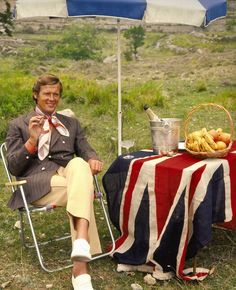 "Roger Moore ""The Persuaders"""