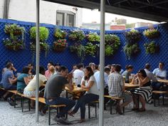 Dacha Beer Garden Washington, DC : Food Network - FoodNetwork.com