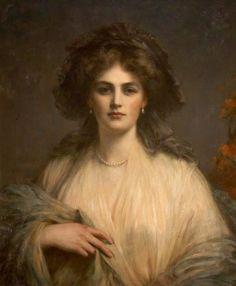 Ellis William ROBERTS Lady Beatrice Butler