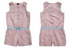 @Paul Smith Junior Spring Summer 2014, flower printed pink playsuit #pink #paulsmithjunior #childrens #kids #childrenswear #kidswear #kidsfashion #girls #boys