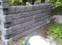 Historic Rock Fack Block - Home Masonry Blocks, Vintage Rock, Pattern Blocks, House Painting, Backyard, Construction, America, The Originals, Outdoor Decor