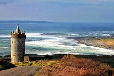 Lovely Doolin at the Wild Atlantic Way