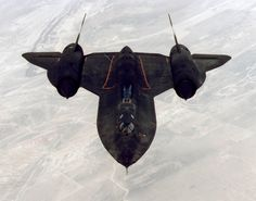 March 6, 1990, the very last US Military flight of the SR-71 Blackbird took place. The flight originated from Palmdale, California, and flew to Washington-Dulles International Airport