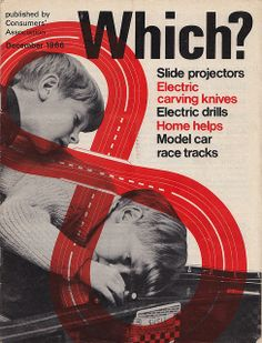 vintage everyday: Which? Magazine Covers from 1960-1970s