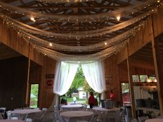 The Coffey Barn in Cleveland, TN