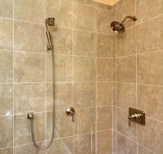 Walk Tile Shower Handheld Shower Intro To Accessible Bathroom