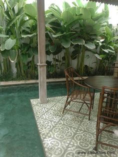 Sadus Tiles handmade cement tiles from Bali Indonesia