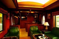 train travel: Maharajas' Express - Rajah Club