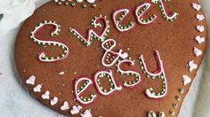 Sweet&Easy: Enies Lebkuchenherz